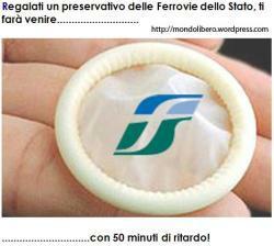preservativo-trenitalia-ritardo-50-minuti